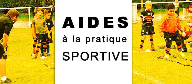 Aides à la pratique sportive