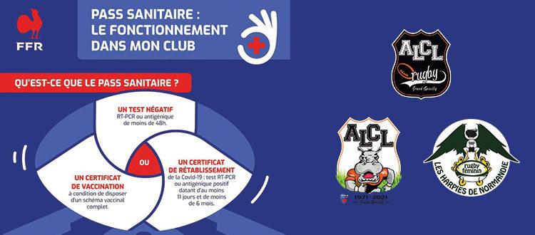 Pass Sanitaire : Le fonctionnement dans mon club
