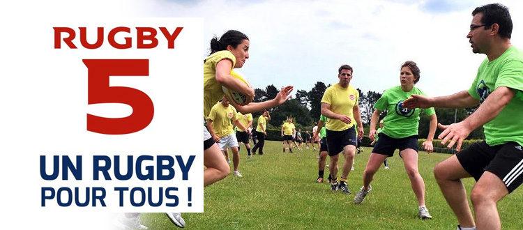 NOUVEAU : Rugby à 5